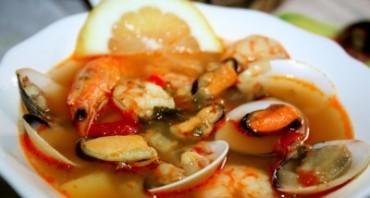 Испанский рыбный суп - фото шаг 7