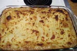 Картофельная запеканка с мясом - фото шаг 5