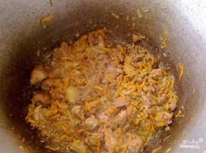 Вкусный паштет из куриной печени - фото шаг 8
