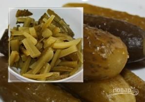 Солянка с креветками - фото шаг 6