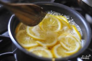 Лимонный пирог из слоеного теста - фото шаг 5