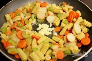 Куриное филе с овощами - фото шаг 9