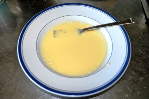 Курица в кляре с сыром - фото шаг 2