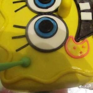 "Торт ""Губка Боб"" - фото шаг 27"
