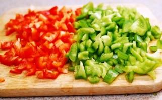 Баранина тушеная с овощами - фото шаг 2