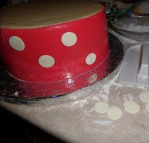"""Торт """"Кастрюля с пельменями"""" - фото шаг 6"""