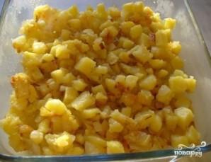 Картофельный омлет - фото шаг 7