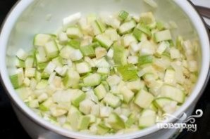 Суп из кабачков - фото шаг 4