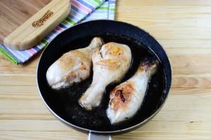 Куриные голени в кока-коле - фото шаг 3