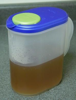 Холодный лимонный чай (Ice Tea) - фото шаг 5
