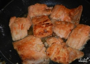 Рыба тушеная под маринадом (классический рецепт) - фото шаг 3