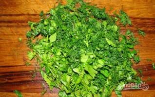 Салат из краснокачанной капусты - фото шаг 4