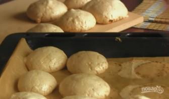 Торт-безе со сгущенкой - фото шаг 3