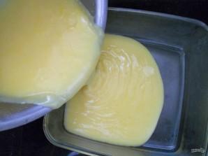Яблочный пудинг - фото шаг 6
