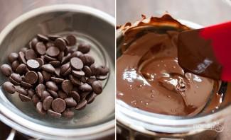 Торт шоколадно-муссовый - фото шаг 1