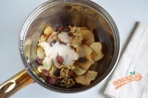 Компот из фруктов и ягод: 3 рецепта - фото шаг 6