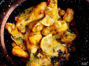 Курица по-мароккански - фото шаг 4