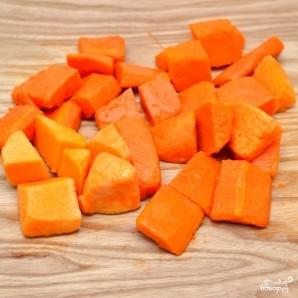 Тыквенный соус к макаронам - фото шаг 1
