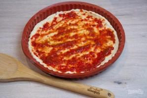 Классическая пицца - фото шаг 6