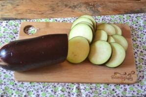 Омлет с баклажанами и помидорами - фото шаг 2
