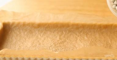 Торт с заварным кремом и черносливом - фото шаг 2