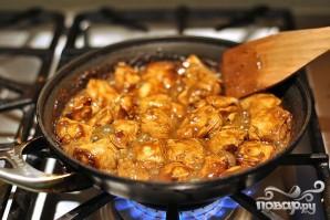 Курица по-тайски с арахисовым маслом - фото шаг 3