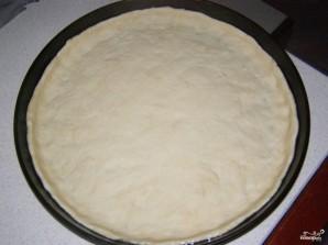 Пицца с шампиньонами - фото шаг 2
