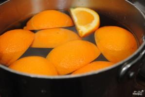 Апельсины в сахаре - фото шаг 2