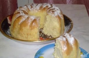 Кекс бисквитный - фото шаг 5