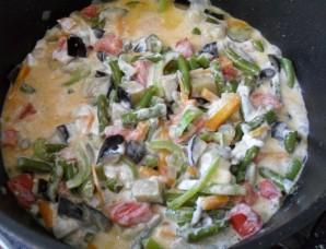 Рагу из овощей - фото шаг 7