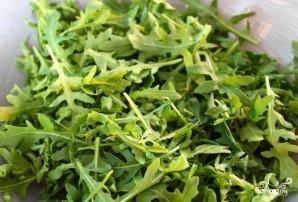 Салат с тунцом и рукколой - фото шаг 2