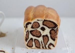 Леопардовый хлеб - фото шаг 5