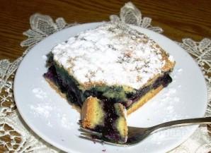 Пирог с замороженными ягодами - фото шаг 8