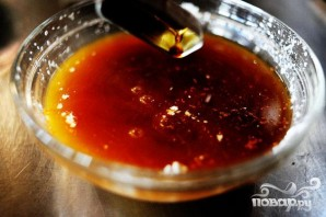 Фрикадельки с болгарским перцем и ананасами - фото шаг 2
