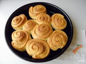 Сдобные булочки - фото шаг 10