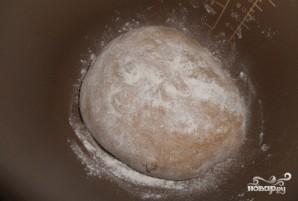 Бездрожжевой ржаной хлеб в мультиварке - фото шаг 5