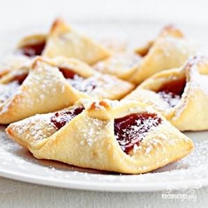 Печенье с вареньем - фото шаг 9
