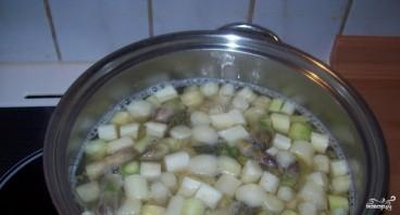 Суп-пюре из спаржи - фото шаг 4