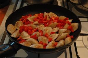 Пельмени в духовке - фото шаг 2
