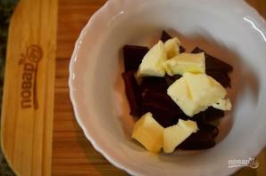 Шоколадные маффины с жидкой начинкой - фото шаг 1