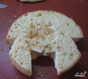 "Торт ""Медвежонок"" - фото шаг 6"