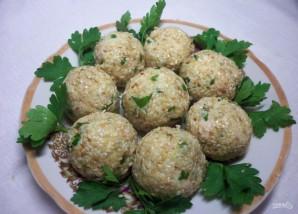 Закусочные шарики с печенью трески - фото шаг 4