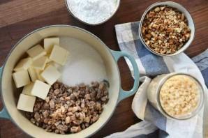 Конфеты из фиников и орехов - фото шаг 1