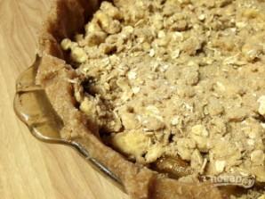 Овсяный пирог с грушей - фото шаг 8