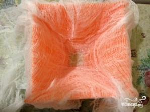Творожная пасха фисташковая - фото шаг 9