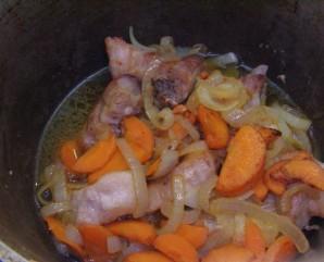 Картошка по-домашнему со свининой - фото шаг 6