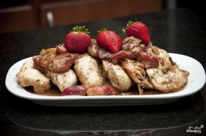 Курица с клубникой - фото шаг 9