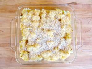 Запеканка из цветной капусты с сыром - фото шаг 7