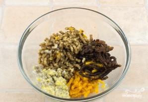 Шарики из сухофруктов и орехов - фото шаг 1