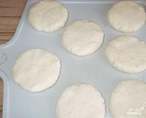 Сырники низкокалорийные - фото шаг 2